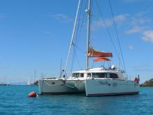 Lagoon 440 Owner version :