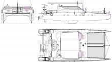 Catamaran 84':