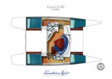 Lavezzi 40 : Plan d'aménagement