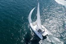 Fountaine Pajot Bahia 46: En navigation