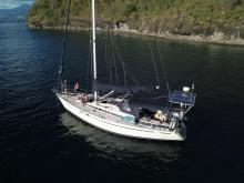 Bavaria Yachts Bavaria 390 Caribic : Au mouillage