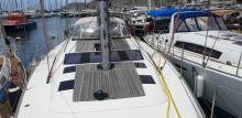 Dufour Yachts Dufour 500 Grand'Large : Vu depuis l'étrave