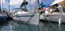 Alliaura Marine Feeling 36 DI : En marina