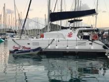 Lagoon 440: En Marina