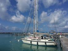 Moody 34: En Marina