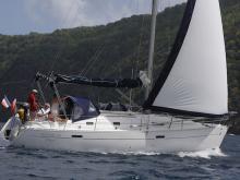 Oceanis 331 Clipper: En navigation