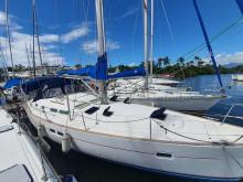 Bénéteau Océanis 423 : En marina
