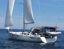 Bénéteau Oceanis 45 : En navigation aux Caraïbes