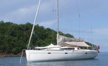 Alize Yacht Opium 39 : Au mouillage en Martinique
