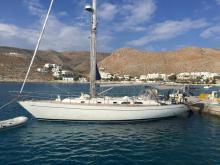 Solitaire 52: En marina