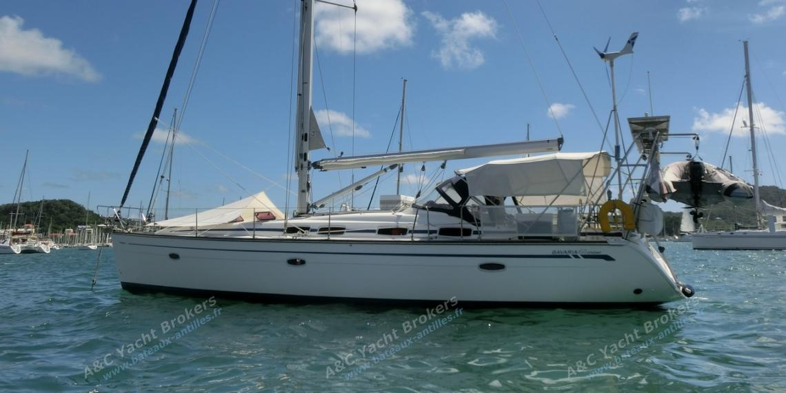 Bavaria Yachts Bavaria 46 Cruiser : Au mouillage