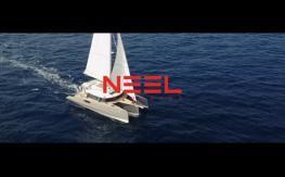 Sailing the NEEL 51 by NEEL-TRIMARANS