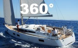 JEANNEAU 51: a 360 video (Virtual Reality)