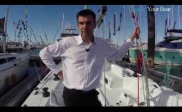 SUN FAST 3600 - Jeanneau : Vidéo de Visite Guidée (Français)
