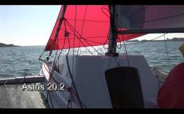Trimaran ASTUS  20.2' -  Teaser