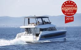 MY 44 « European Powerboat of the Year »