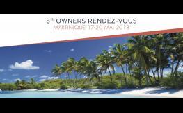 8ème rendez-vous des propriétaires Fountaine Pajot en Martinique