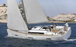 Dufour 410 Grand Large : En navigation