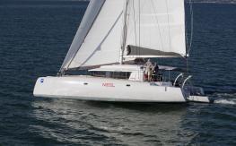 Neel 45 en navigation