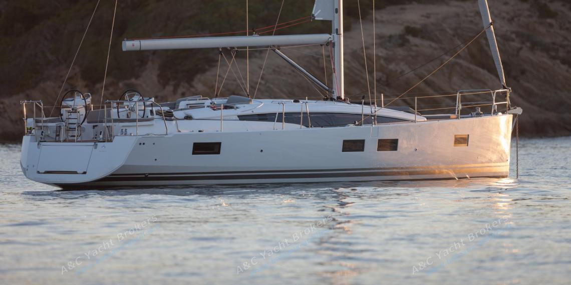 Jeanneau Yacht 51': Au mouillage